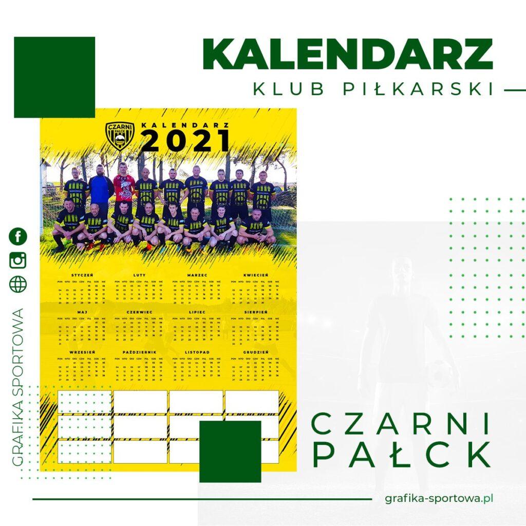 Kalendarz na 2021 dla klubów sportowych